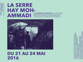 La Serre, Hay Mohammadi @ The Greenhouse Casablanca
