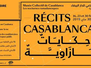 Rencontres du Musée Collectif  | Les récits casablancais, nocturnes du Ramadan, 2e édition