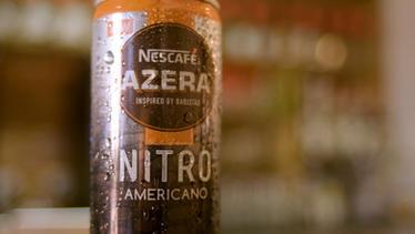 Nescafe Azura Nitro - Product Launch