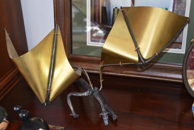 Brass Winged Dragon