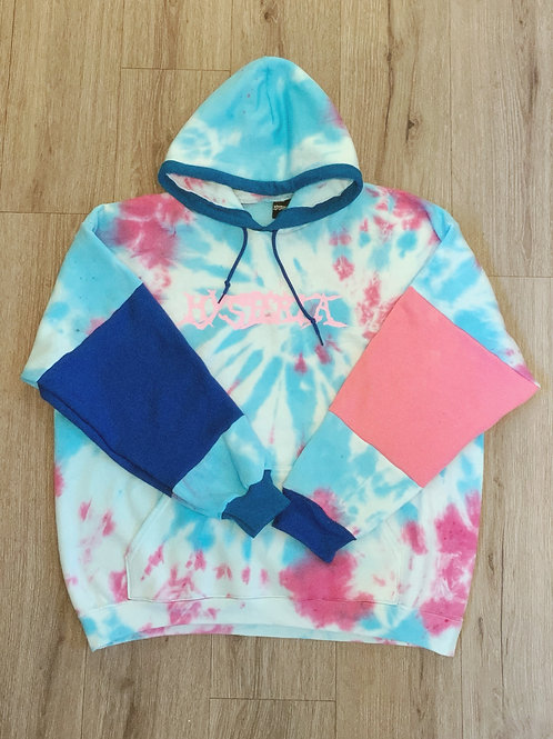 Custom Tye Dye Hoodie