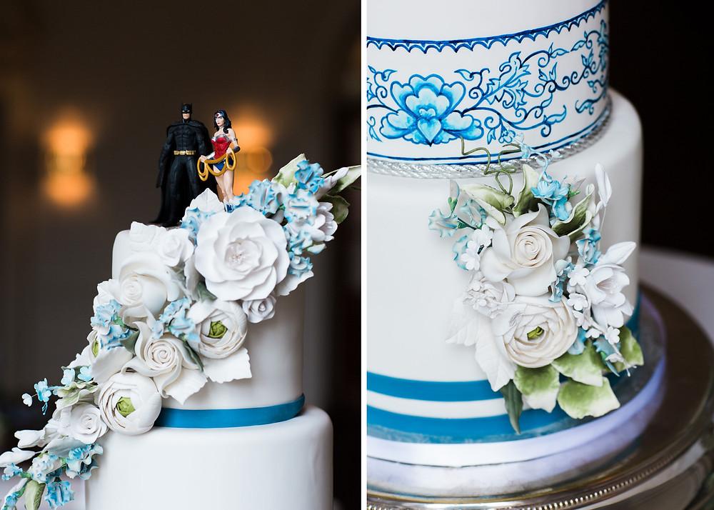 graydon hall manor wedding cake