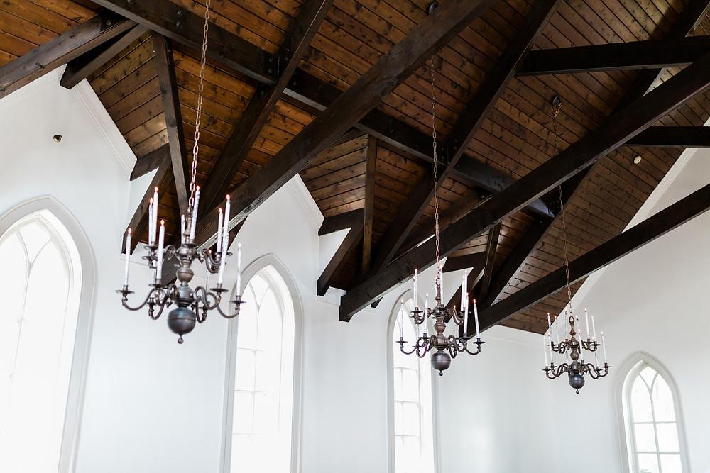the doctors house wedding chapel indoor photography