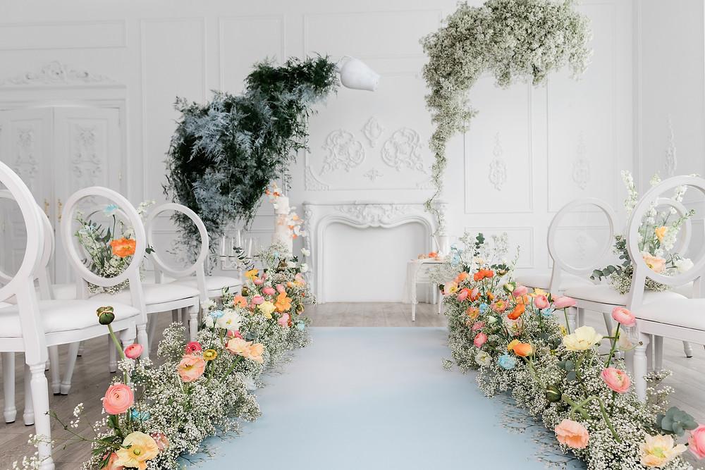 toronto luxury wedding ceremony ideas wedluxe mint room
