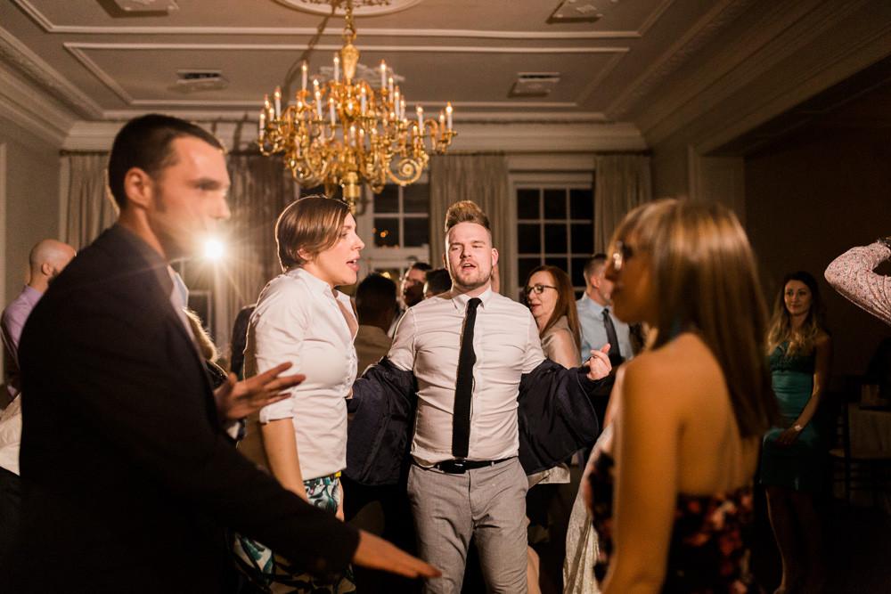 reception photography dancefloor graydon hall manor