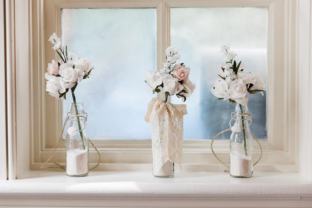 doctors house wedding garden room DIY rustic chic theme