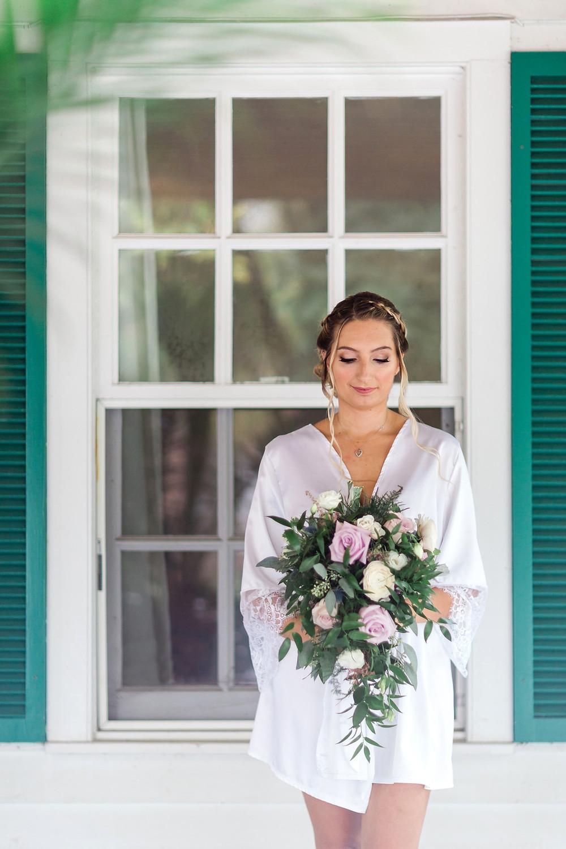 the doctors house bridal suite bride portrait