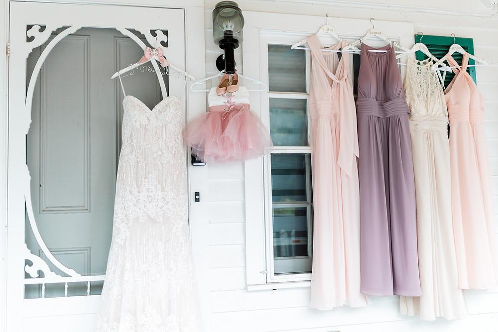 doctors house bridal suite wedding dress
