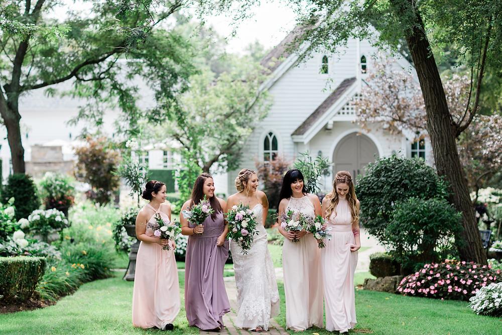 Doctors House Outdoor Photos Bridesmaids
