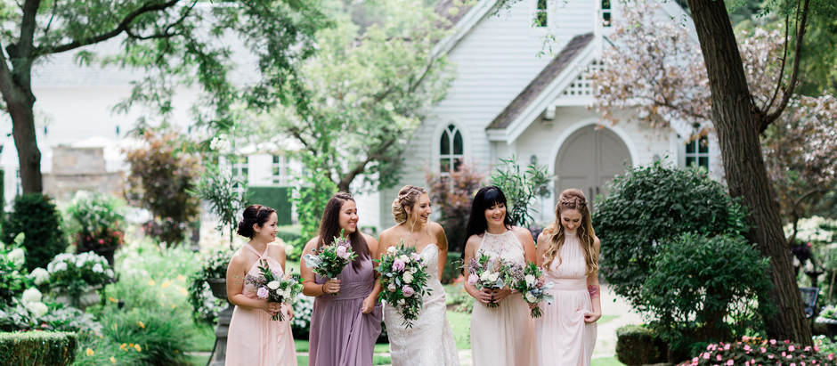 Doctor's House Wedding - Rustic Chic Dreams