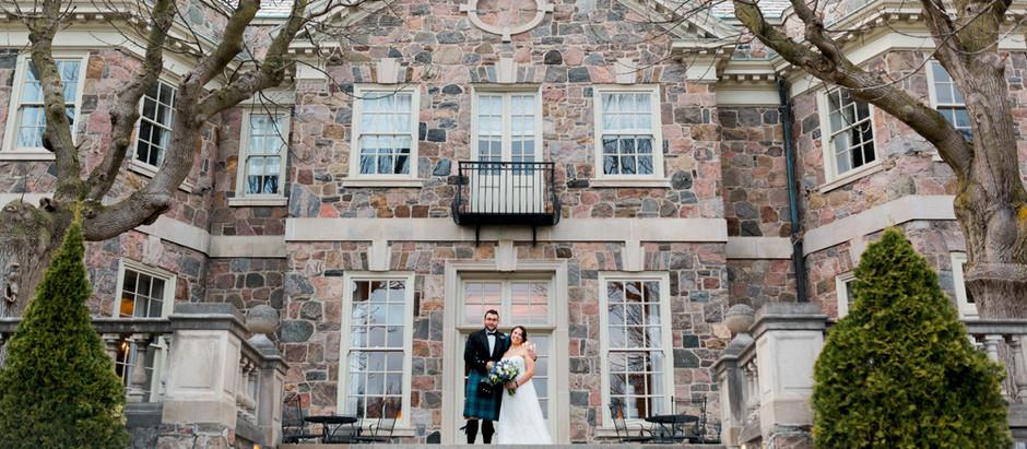 Graydon Hall Manor Wedding - An Elegant Affair with Superheroes