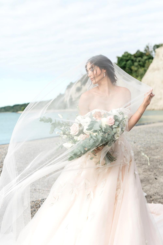 wedding photography scarborough bluffs toronto bride
