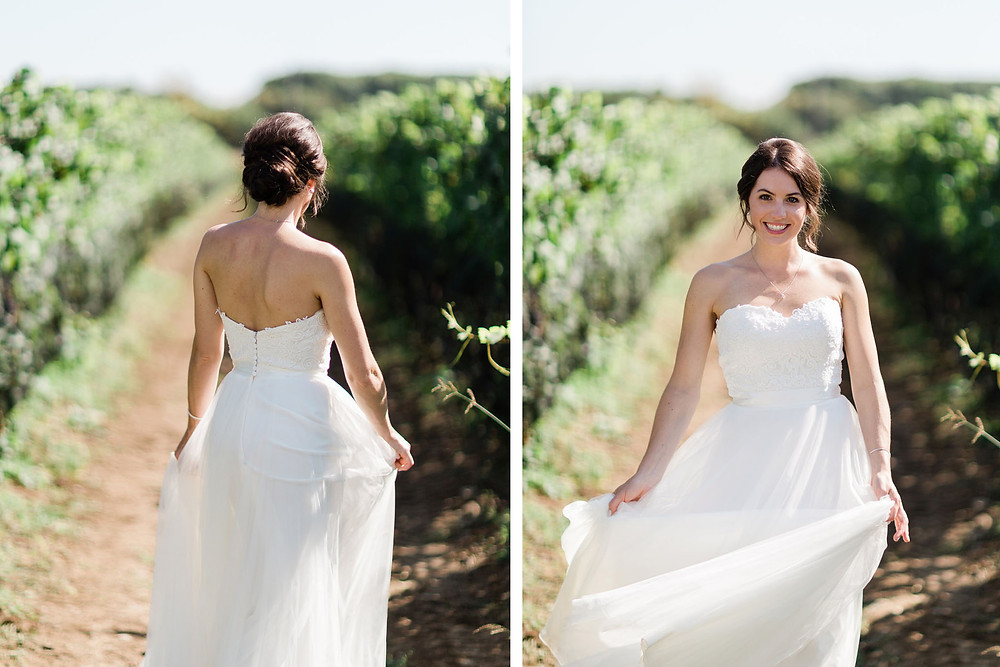 vineyard bride and groom wedding photography huff estates winery