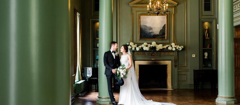University Club of Toronto Wedding - Embracing the Vintage Charm