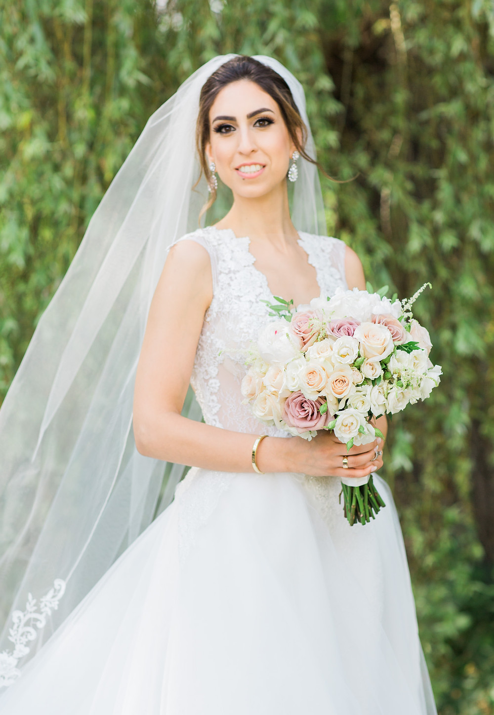 sexy bridal style