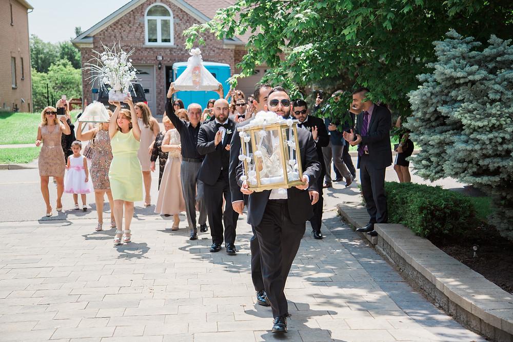 wedding armenian tradition