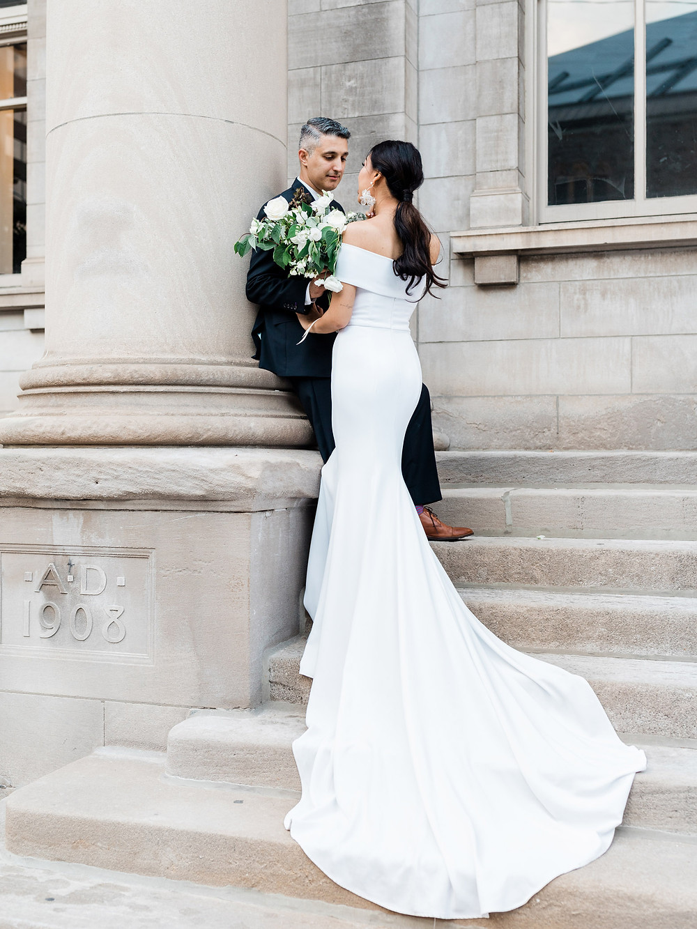 yorkville wedding photos