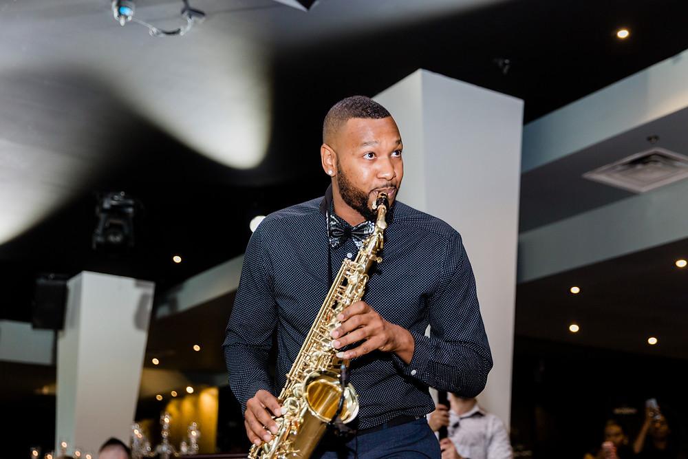 jay smooth saxophone toronto