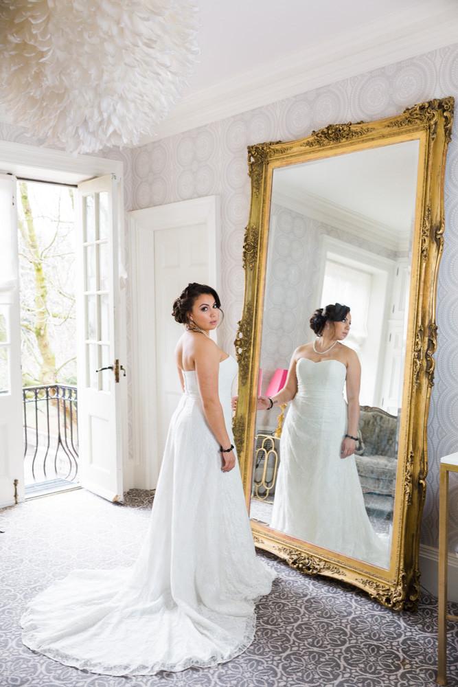 graydon hall bridal suite
