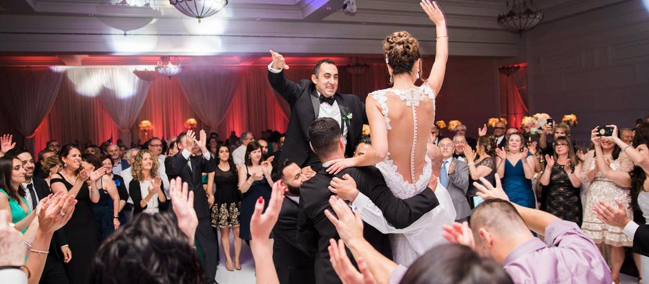 Modern Luxurious Wedding at the Terrace Banquet Centre