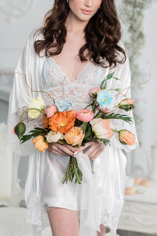 toronto luxury wedding bridal bouquet