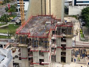 Laje Plana Protendida e seus atributos técnicos nos âmbitos estrutural, construtivo e econômico