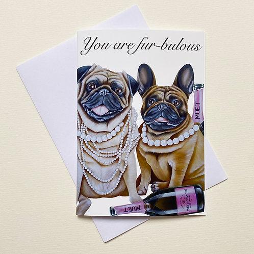 Golden Girls / Greeting Card