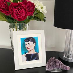 Elegance, Audrey Hepburn