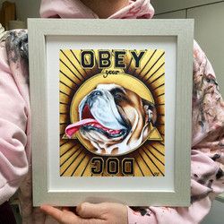 Obey Your Dog