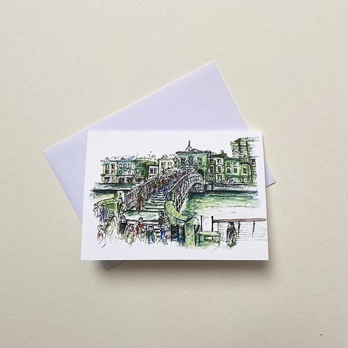 The Parting Glass / Greeting Card