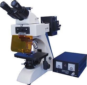 Microscopio, Fluorescencia, Biologico, Oferta