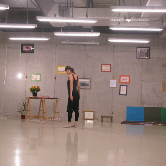 Meet You in the Corner Performance, 2009