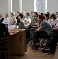 Chelen Amenca lectures, UNARTE, 2014