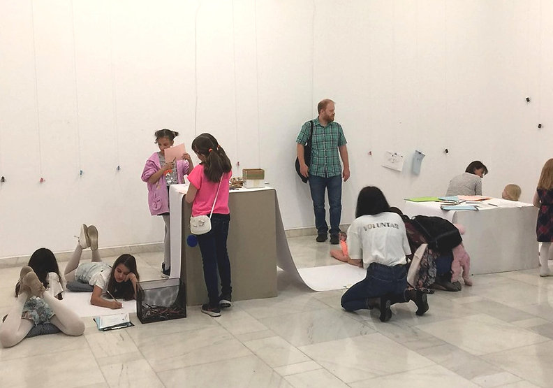 Noaptea Muzeelor la MNaR 2019