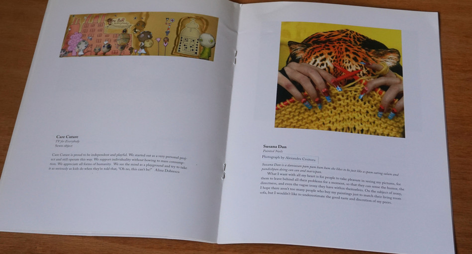 Traces: Contemporary Romanian Art, 2008