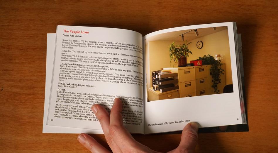 Secret Life of Houseplants, 2009