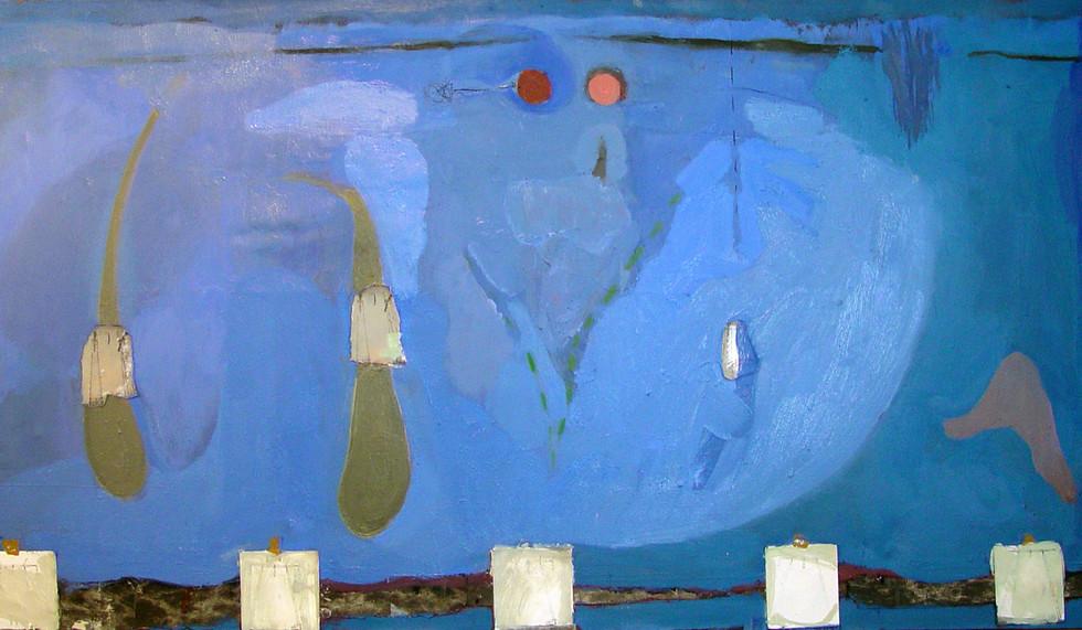 Untitled II (The Big Blue)