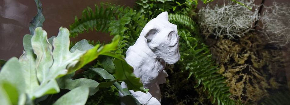 Monument to the Unknown Nurse/Garden Gnome, detail