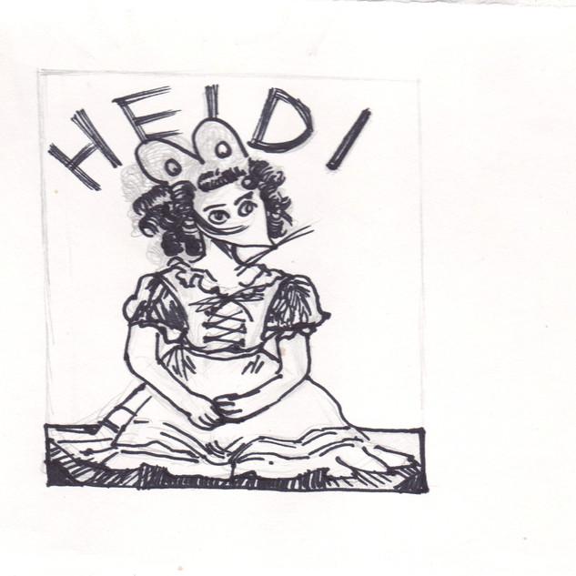 Heidi Mouse