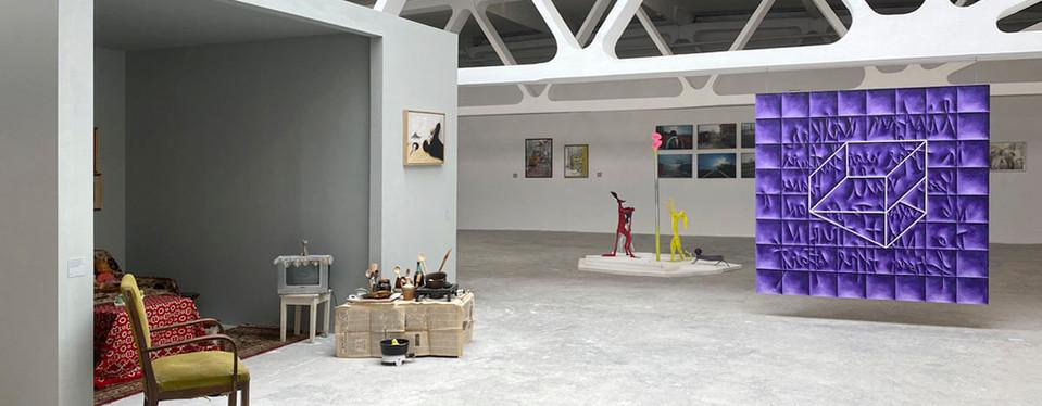 Puls 20- Exhibition at Puls 20 at Kunsthalle Bega, Timisoara, 2021