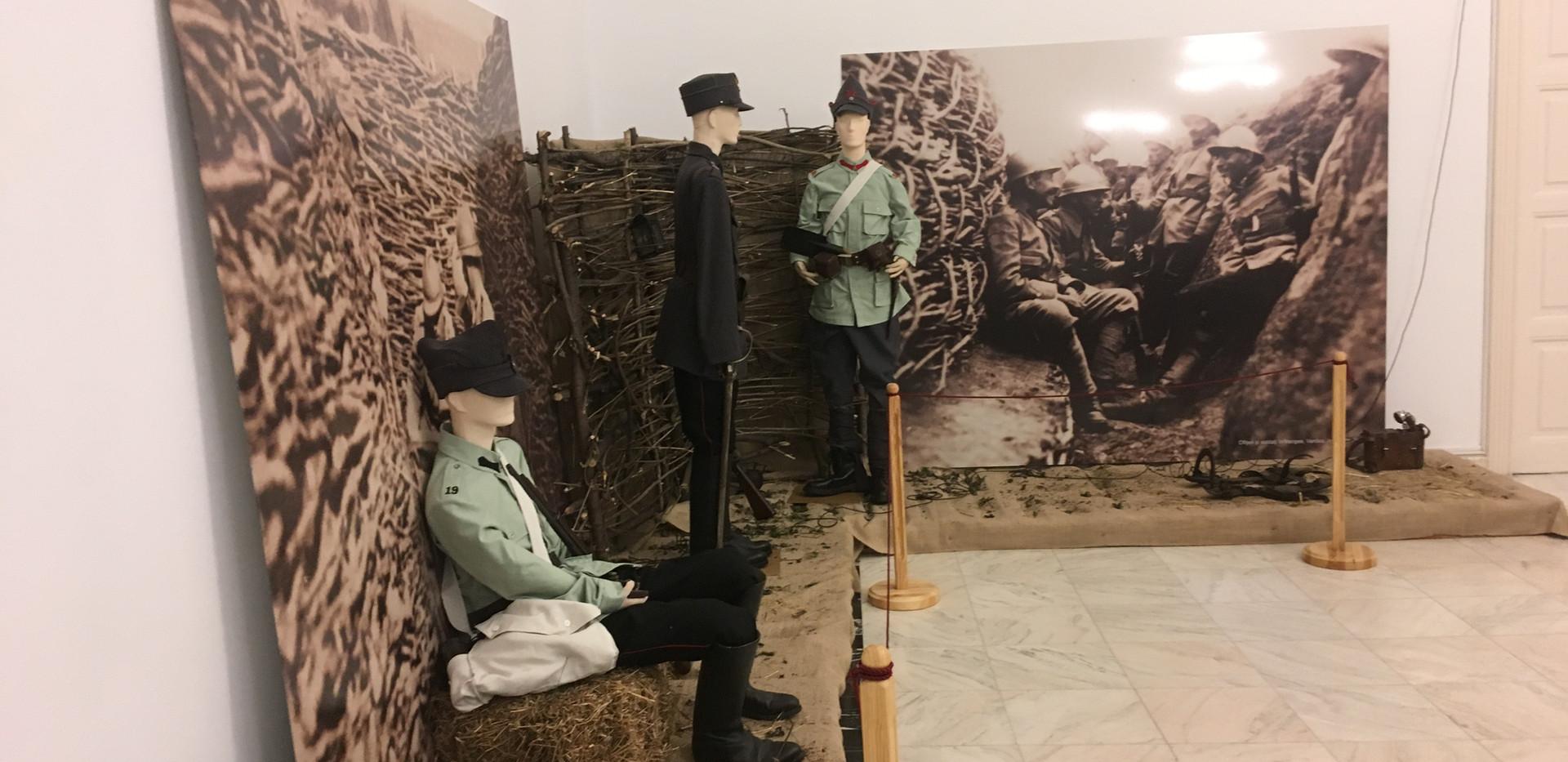 Prahova County History Museum