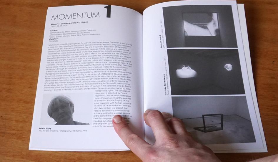 Momentum II, 2014