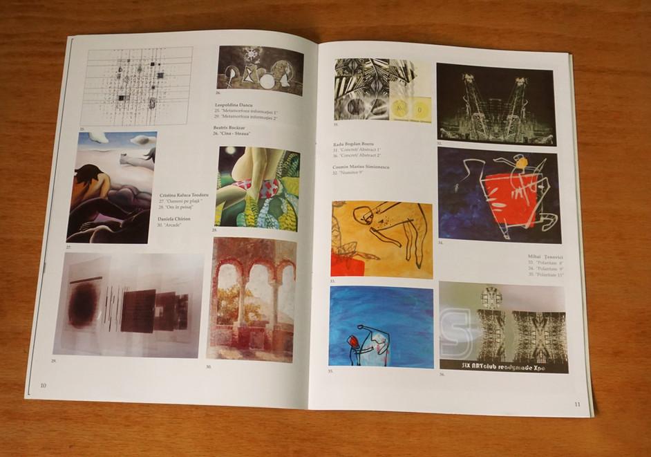 Young Romanian Artists BFA Catalogue, 2002