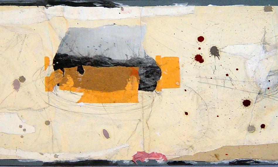 Untitled (Orange Landscape)