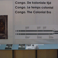 At the Royal Museum for Central Africa Tervuren