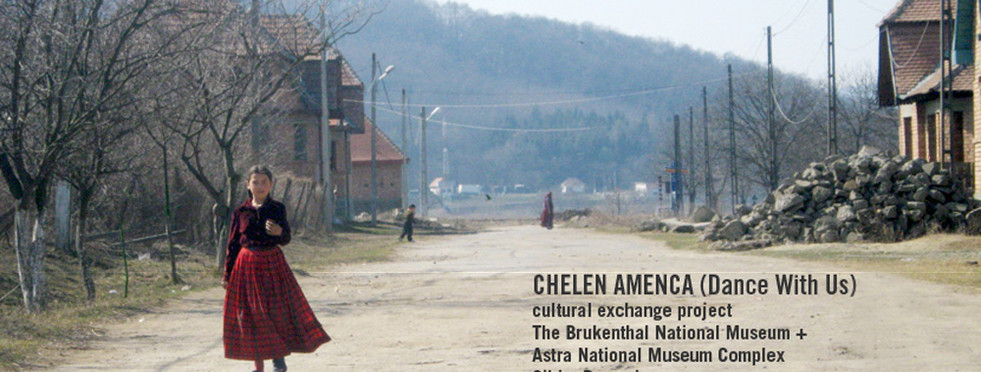 """PART I, part of """"Chelen Amenca/Dance with Us"""" project"""