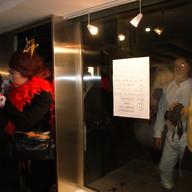 I am Gustav von Aschenbach Performance, 2010