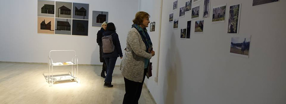 Artists React to War Exhibition, 2018