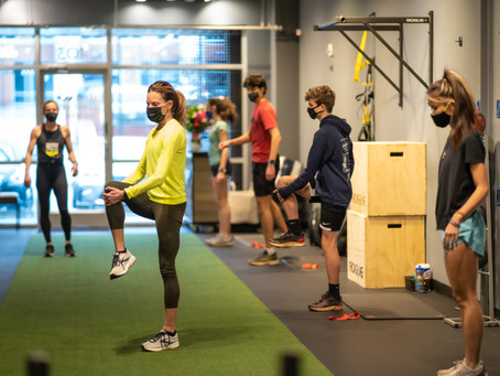 Forward Motion CLT   For The Next Generation Of Athletes