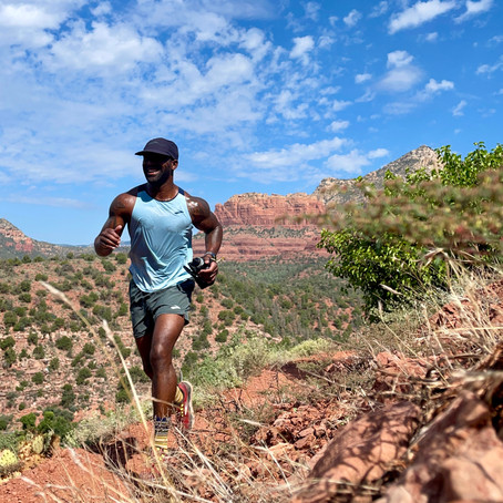 A Southern Runner Tests His Fitness At 4,350 Feet Of Elevation